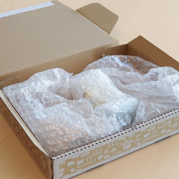 簡単】メルカリでの梱包の仕方(やり方)を一番分かりやすく紹介